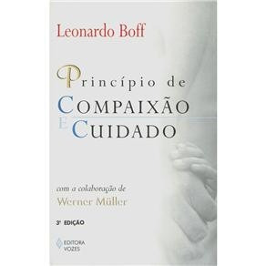Livro: Princípio De Compaixão E Cuidado