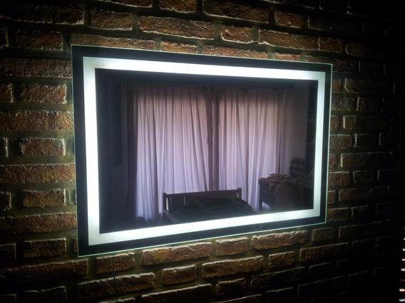 Espejo Con Luz Led Baño,living,comedor,dormitorio
