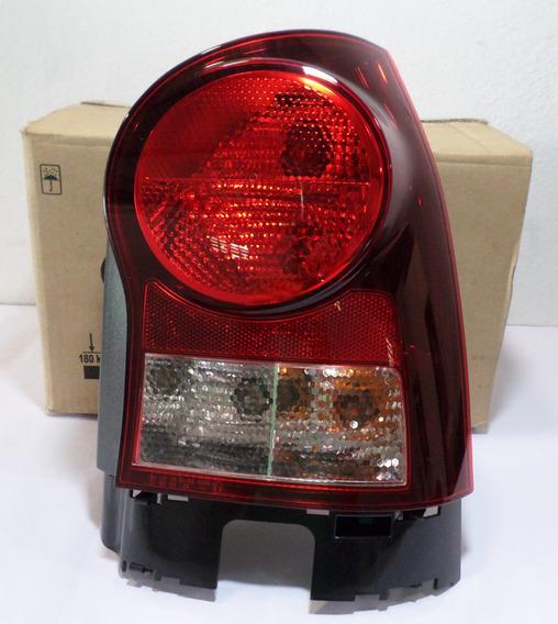 Lanterna Direita Borda Preta Gol G4 C/ Soquete Original Vw