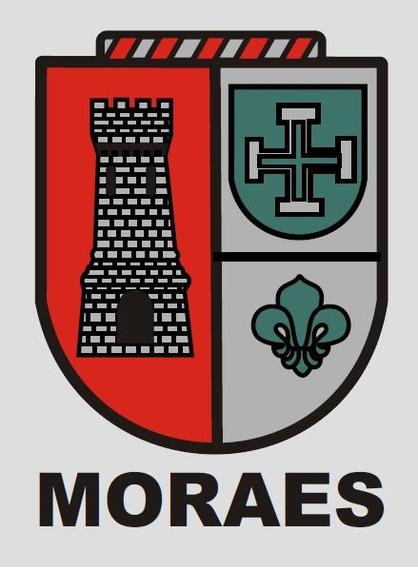 Brasão De Familia Moraes Em Pdf - Arquivo Para Imprimir