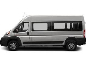 Promaster 2500 Ventanas V6 Aut Ac Abs Bolsas Dh 280hp Rhc