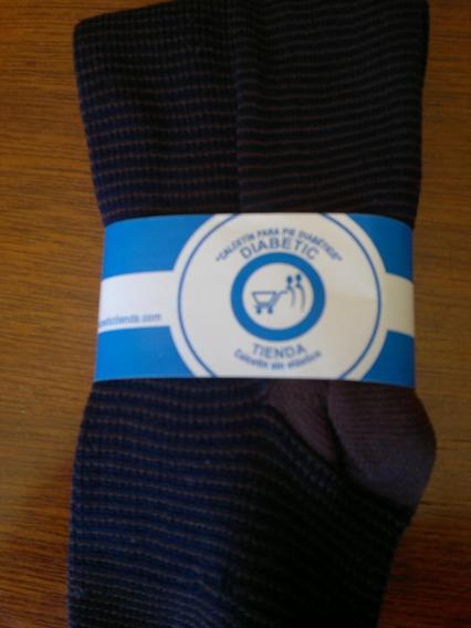 Calcetines Sin Resorte Excelentes Para Personas Con Diabetes