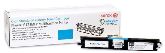 Toner Xerox 106r01473 Cyan