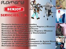 Plomeria Plomeros Plomero En Caracas 24 Horas Benjoyservicio
