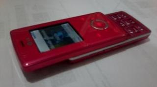 Celular LG Chocolight Mg280 Rosa Pink Slaide Tc + Sensor