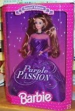 Barbie Purple Passion E Princess Luciana Para Fabiana