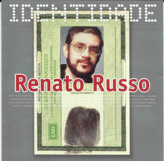 Cd Renato Russo - Identidade (96215)
