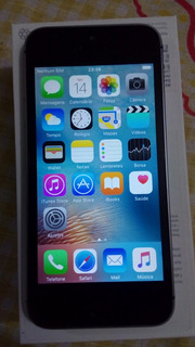 iPhone 5s 16gb Original Cor Cinza Espacial Pronta Entrega
