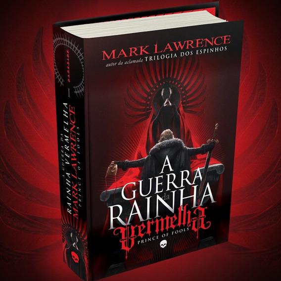 Livro A Guerra Da Rainha Vermelha. Prince Of Fools Volume 1