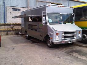 Foodtruck 100% Original (camión Cocina) Con Gnc