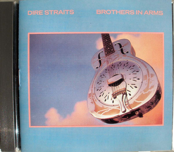 Dire Straits - Brothers In Arms - Cd Nacional