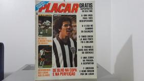 Revista Placar # Número 396 Ano 1977 # Ótimo Estado #frete10