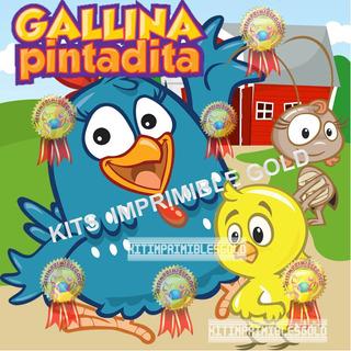 Cumpleaños Gallina Pintadita En Mercado Libre Argentina