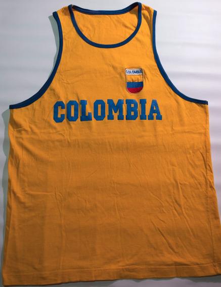 Musculosas Saigon Y Colombia Precio Por C/u Art Usado