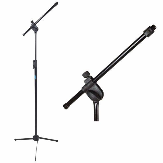 Pedestal Suporte Tripe Microfone Ask Tps Estante Girafa