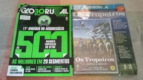 *jl Revista Globo Rural N.11 Out.2015 + Dvd Os Tropeiros*