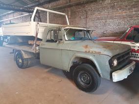 Dodge - 100 Con Caja Playa