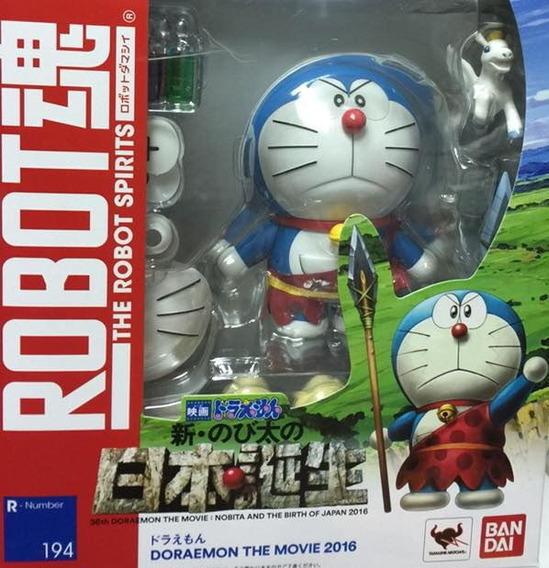 Doraemon The Movie 2016 Robot Spirits R-194 Figura Bandai
