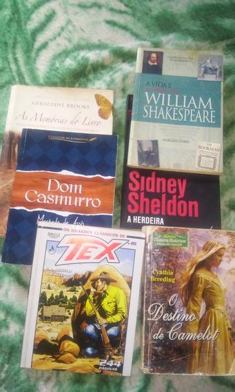 Livros,6 Livros