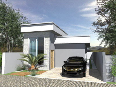 Casa Térrea Plana