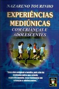 Livro Experiências Mediúnicas Com Crianças E Adolescentes