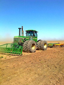Tractor John Deere Modelo 8430 Articulado Duales Emponchadas