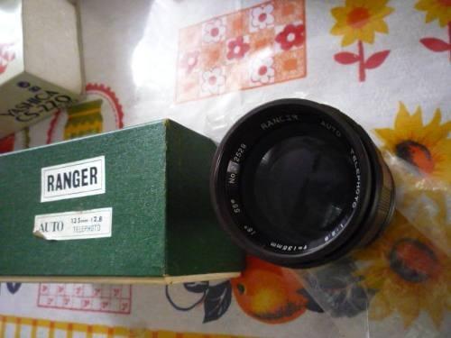 Analógica 135mm Para Yashica Minouta E Pentax -made In Japan