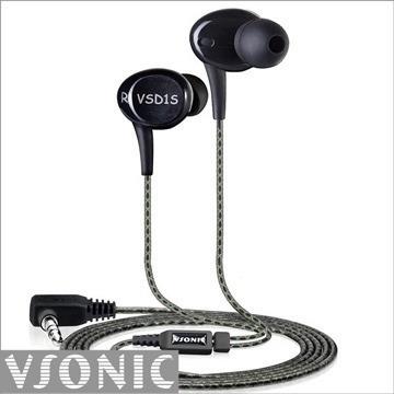 Fone Iem Hi-fi Retorno/monitor Profissional - Vsonic Vsd1s