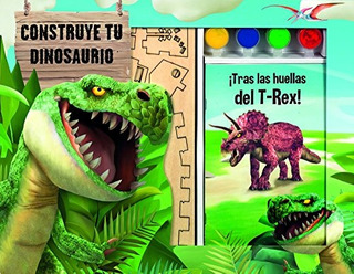Construye Tu Dinosaurio (libro-juego); Aa. Vv. Envío Gratis