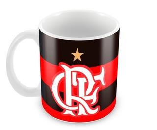 Caneca Camisa - Flamengo