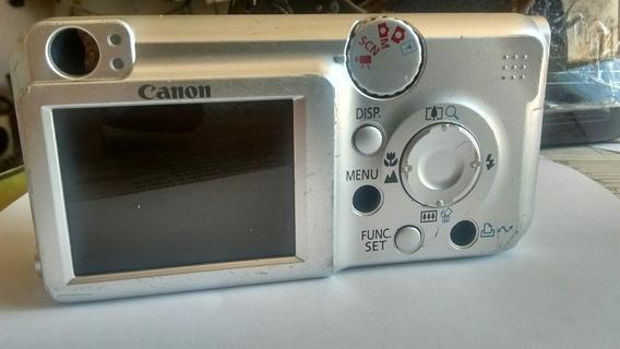 Câmera Digital Canon Pc-1226 P/retirada De Peças