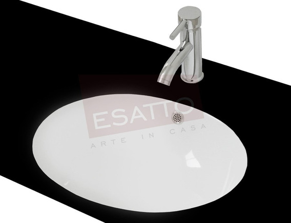 Esatto ® Kit Under Paquete Lavabo Llave Contra Cespol