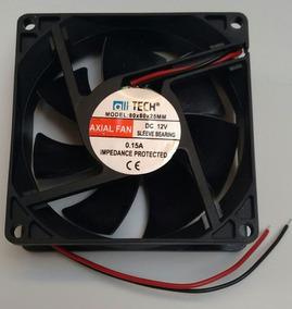 1x Cooler / Ventilador / Microventilador * 12v * 8 X 8 Cm