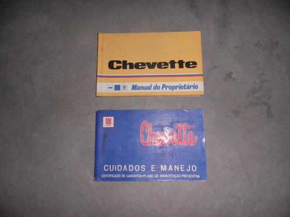 Chevette Manual Do Proprietário 73/74/75/76 /77