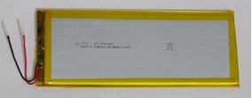 Bateria Tablet 3.7v 4500mha 2fios