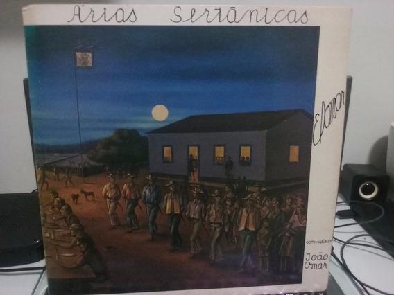 Lp Elomar - Árias Sertânicas