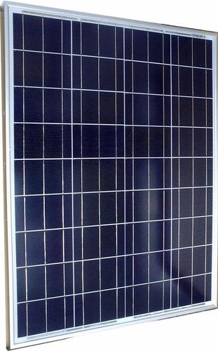 Imagen 1 de 4 de Panel Solar 50w Luxen Carga Baterías