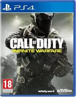 Call Of Duty Infinite Warfare Ps4 Fisico