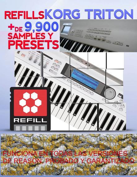 100 Sonidos Del Korg M1 Para Reason Refill Para Sampler Nnxt
