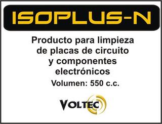 Contratipo Alcohol Isopropilico Isoplus - N / 550 C.c.