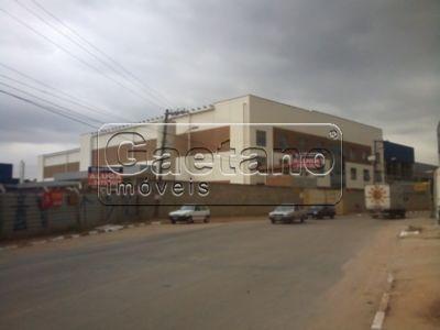 Galpao Industrial - Bonsucesso - Ref: 13421 - L-13421