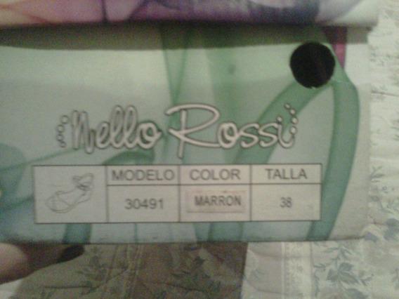Sandalias Nello Rossi