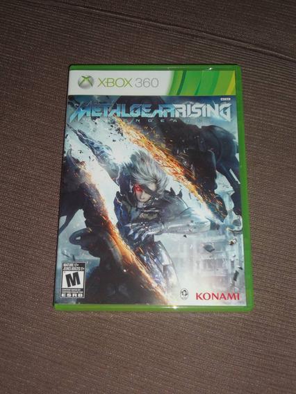 Metal Gear Rising Revengeance ( Xbox 360 Original )