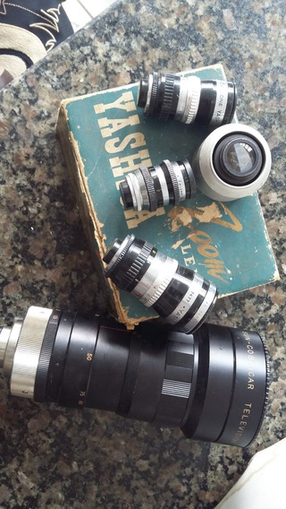 Objetiva Camera Super 8