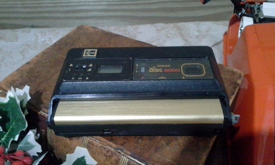 Camera Kodak Disc 8000