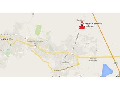 Terreno En S.p.a.u.a.z., Carretera A Saueda De La Borda S/n
