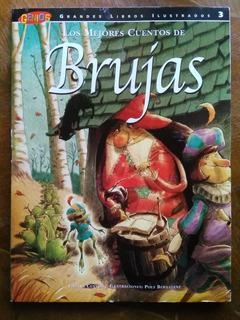 Los Mejores Cuentos De Brujas Ilustrados - Viviana Centol