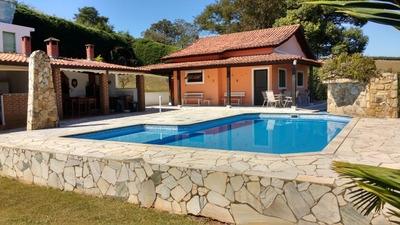 Chácara 6.000m² - Bragança Paulista - Espaço Gourmet E Jogos