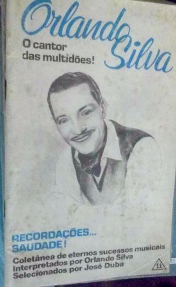 Recordacoes Saudade Orlando Silva Nº 11 José Duba