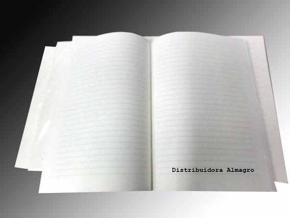Papel Bookcel Rayado Tamaño A4 X 250 Hojas De 80gs- Final A5